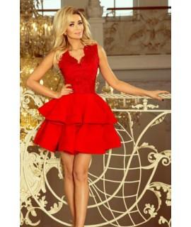 5b8c77dc159e Luxusné červené šaty