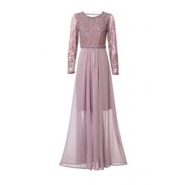 Krehké spoločenské šaty Ashley Brooke